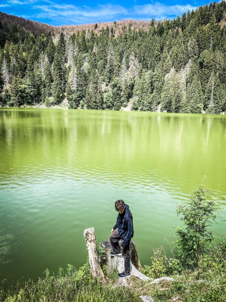 Lac Vert / Crédit photo - Pierrick Aubert